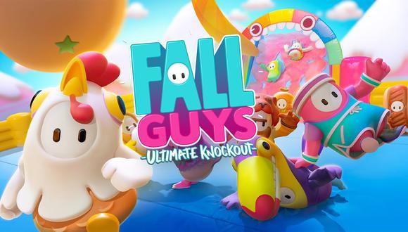 Fall Guys está disponible en PC y PS4 desde el 4 de agosto. (Difusión)