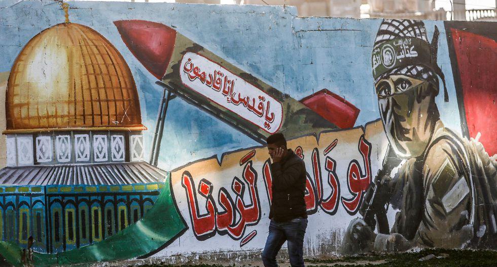 Hamas asegura que ha alcanzado un alto el fuego con Israel mediado por Egipto | Franja de Gaza. (AFP).