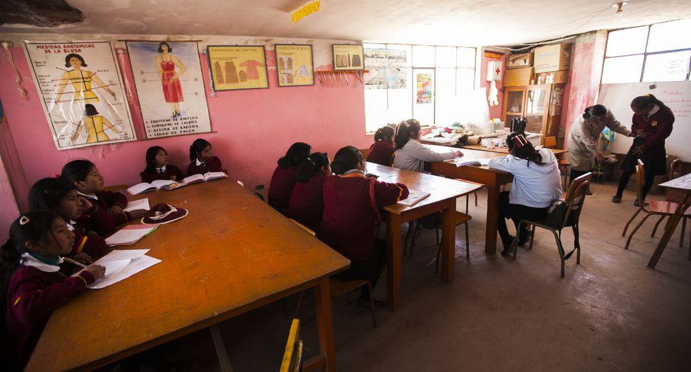 La ejecución de obras incluye la contratación de servicios y la adquisición de bienes que permitan acdioncionar 30 colegios rurales previstos. (Foto: GEC)