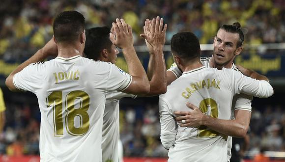 Real Madrid visitará a Sevilla por LaLiga Santander. Conoce los horarios y canales de todos los partidos de hoy, domingo 22 de septiembre. (AFP)
