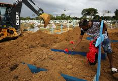 Brasil registra 469 nuevas muertes de coronavirus en un día y total asciende a 203.100