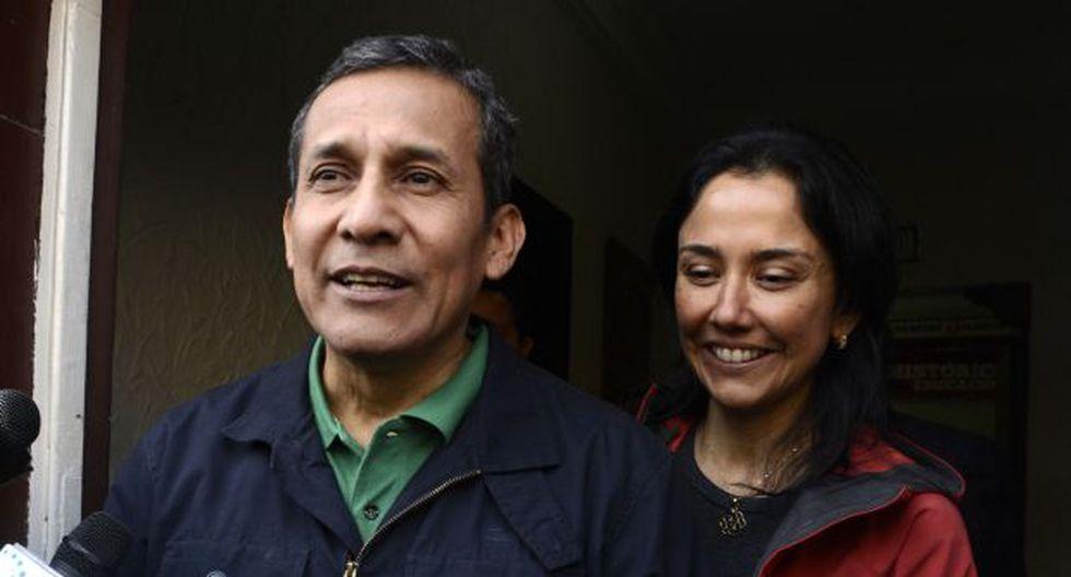 Ollanta Humala y Nadine Heredia ya se habían reunido con sus hijos el 25 de diciembre por Navidad, también como parte del permiso otorgado por el gobierno de PPK. (Foto: EFE)