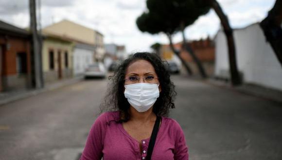 Evelin Rochel llegó de su Barranquilla natal a España hace ya dos décadas. (Foto: Getty Images).