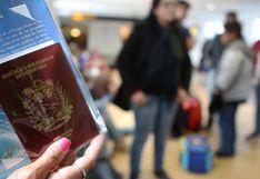 Parlamento de Venezuela busca ayudar a migrantes con extensión de pasaportes