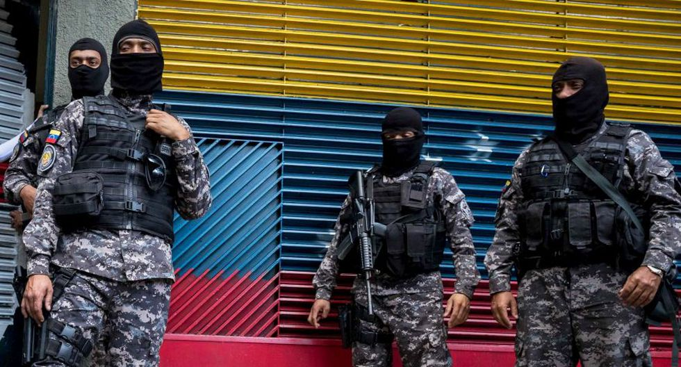 ¿Quién manda en el Sebin, la policía política de Venezuela que capturó al presidente de la Asamblea Nacional Juan Guaidó? (EFE)