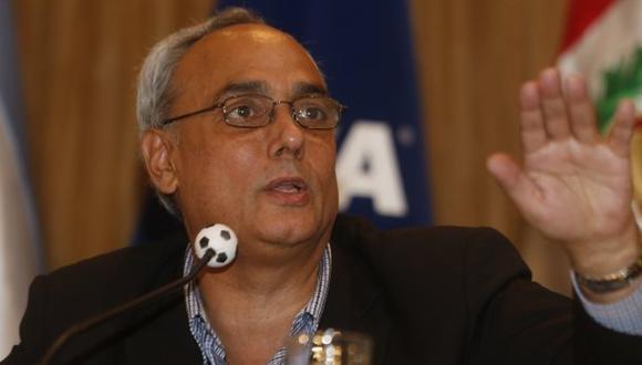 Manuel Burga: su abogado insiste en que dinero sí ingresó a FPF