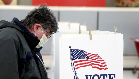 Si vas a votar de forma presencial en en las elecciones de Estados Unidos 2020, aquí te decimos dónde hallar tu urna dependiendo del estado al que pertenezcas. (Foto referencial: Reuters)