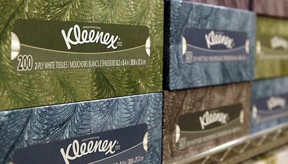 Kimberly-Clark redujo sus beneficios en casi 34% el 2015