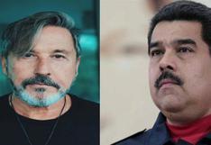 Ricardo Montaner y su opinión sobre atentado contra Nicolás Maduro en Venezuela