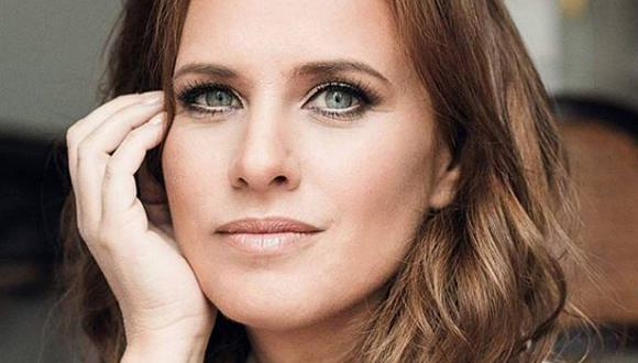 Rossana Fernández Maldonado es actriz, cantante y presentadora de tv. Inició su carrera como cíndela del programa Nubeluz. (Foto: GEC)