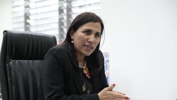 Ministra informó que existen establecimientos que operan sin contar con autorización. (Foto: Hugo Pérez)
