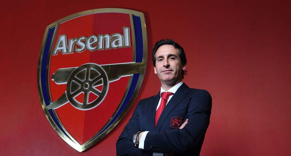 El español Unai Emery fue el elegido para reemplazar a Arsene Wenger. (Foto: web del Arsenal)