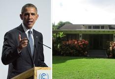 Ponen en venta la casa donde Barack Obama pasó su infancia | FOTOS