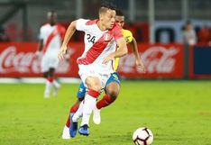 Selección peruana: Una fecha doble nada amistosa para Cristian Benavente