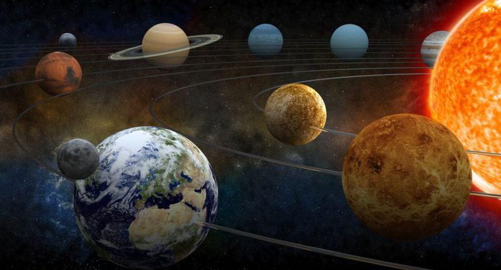 Entre los planetas del sistema solar hay una franja de espacio vacío que los divide en dos clases. (Foto: Getty)