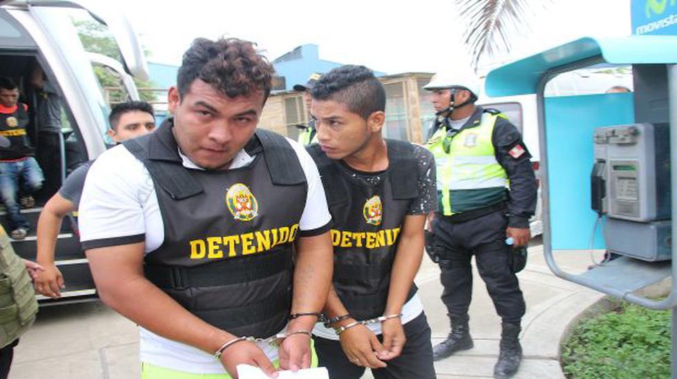 Tumbes: 18 meses de prisión preventiva para banda criminal - 1
