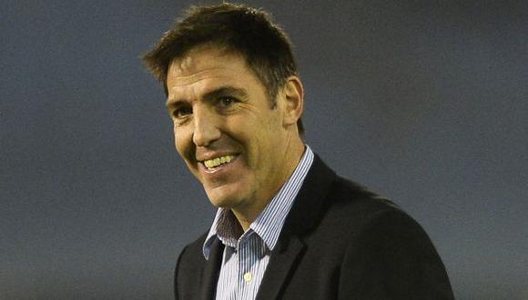 Eduardo Berizzo es el nuevo entrenador de la selección de Paraguay. (Foto: AFP)