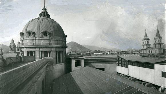 El edificio del diario El Comercio. conoce a quienes fundaron el medio que cumple el 2019 180 años de creación.