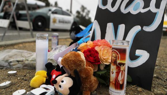 Un tiroteo se registró en el tercer día del festival gastronómico Gilroy Garlic en California, en el oeste de Estados Unidos. (Foto: AFP)