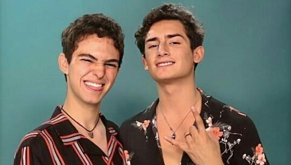 Aristemo está compuesto por Joaquín Bondoni (izquierda) y Emilio Osorio (derecha). (Foto: Difusión)