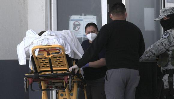 Coronavirus en México | Últimas noticias | Último minuto: reporte de infectados y muertos hoy, sábado 27 de marzo del 2021 | Covid-19 | (Foto: EFE/ Luis Torres).