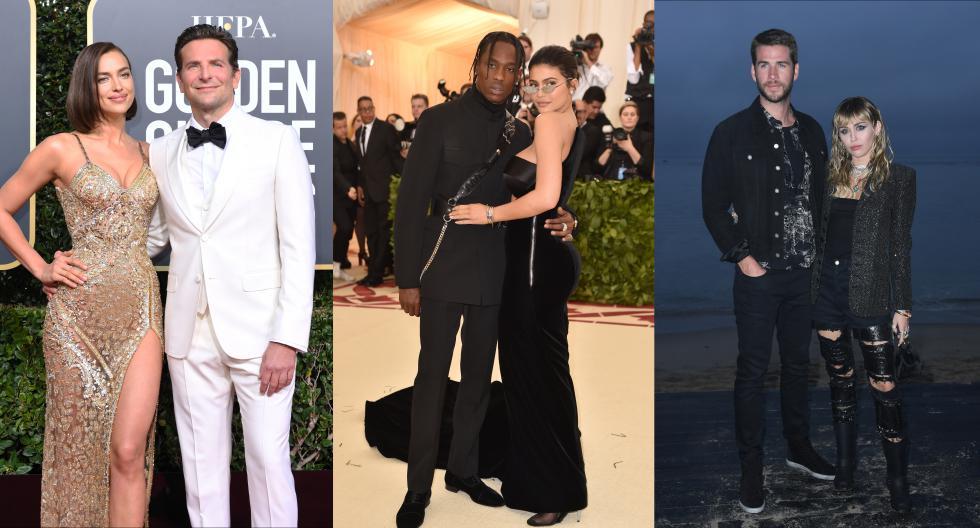 El 2019 cerró con varias rupturas amorosas de celebridades que aparentaban ser solidas y perfectas. Recorre la galería y entérate de cuáles son. (Foto: AFP)