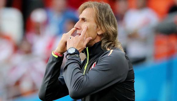 Gareca consideró que el rendimiento de Guerrero tras su ingreso fue positivo. (Foto: Reuters)