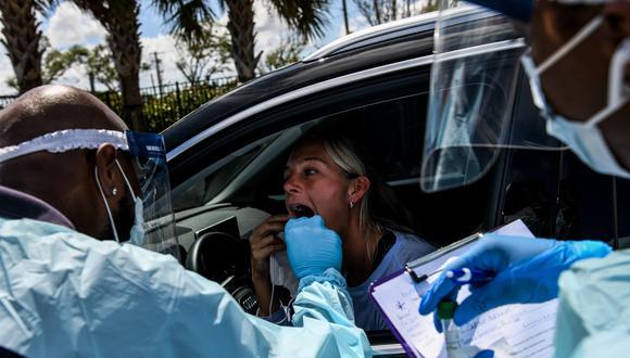 El coronavirus ha dejado más de 13.000 muertos en todo el mundo y unas 900 millones de personas están confinadas en sus casas. (Foto: AFP)