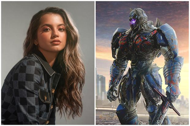"""Actress Isabela Merced participated in the film """"Transformers 5"""" (Photo: Phylicia JL Munn / Netflix / Universal)"""