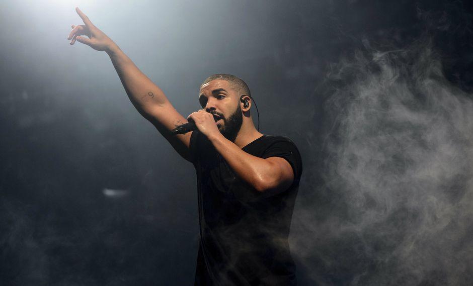 Rapero Drake (Foto: AP)