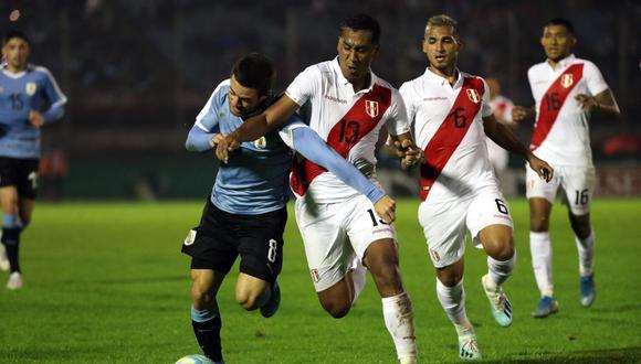 Perú vs. Uruguay EN VIVO y EN DIRECTO: el 'equipo de todos' está mentalizado en alegrar a la hinchada nacional. (EFE)