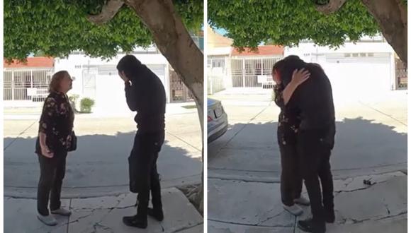 Joven intenta robarle a su maestra, pero ella lo reconoce y le termina dando una valiosa lección. (Foto: YouTube)