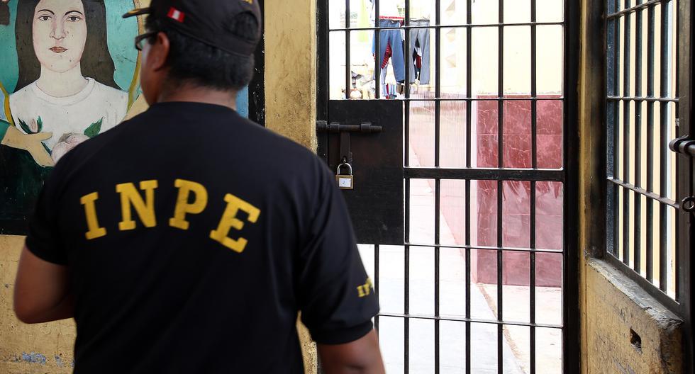 Cambios en el INPE se han hecho públicos en el diario El Peruano esta mañana. (GEC)