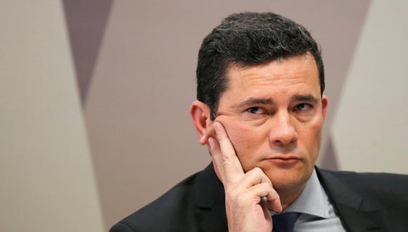 Sergio Moro: fiscales de la operación Lava Jato protegieron al juez, según mensajes publicados por Folha y The Intercept Brasil
