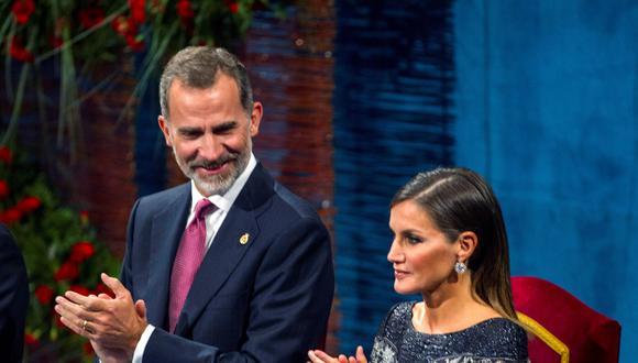Felipe VI de España viaja hoy a Lima para iniciar actividades protocolares en el Perú y reforzar lazos institucionales. (FOTO: AFP)