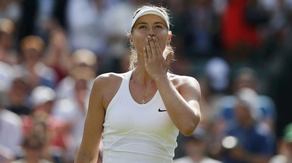 El encanto y talento de las tenistas en Wimbledon - 1