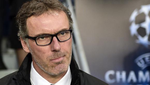 """Laurent Blanc: """"Mis jugadores sentían que no podían hacer más"""""""