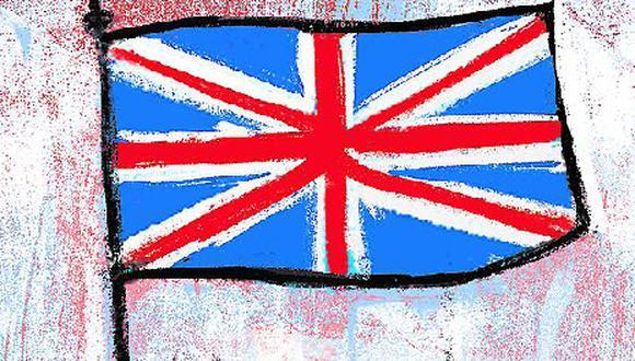 Inglaterra y Europa.