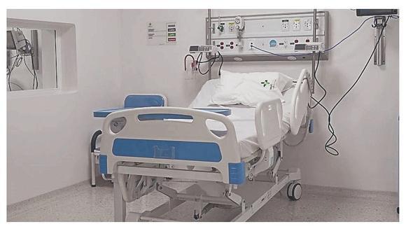 Además, se puso en funcionamiento una planta generadora de oxígeno medicinal. (Foto: GEC/Referencial)