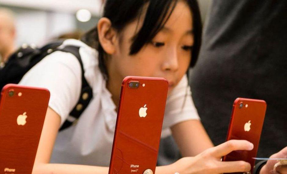El 20% de los ingresos globales de Apple provienen de China.
