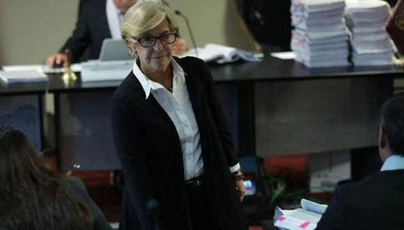 El 30 de abril, el Poder Judicial dispuso que Susana Villarán cumpla arresto domiciliario  (Fotos: GEC)
