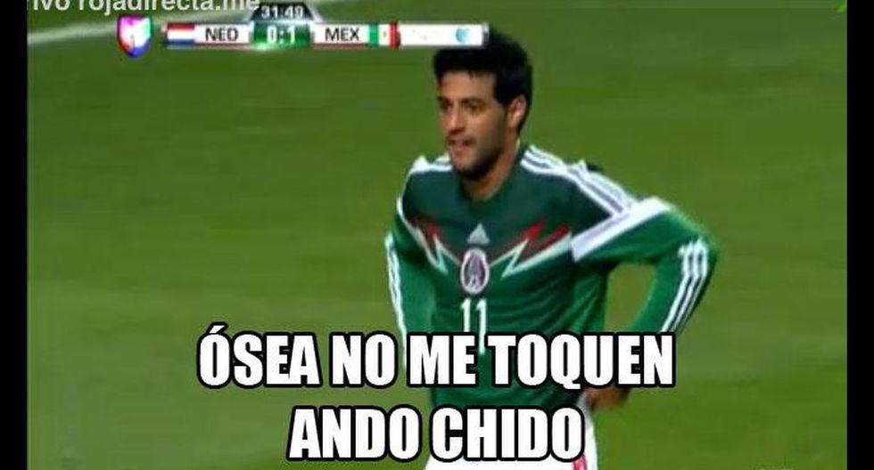 Twitter: mexicanos celebran con memes su triunfo sobre Holanda - 8