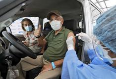 """Violeta Bermúdez: """"Estimamos que mínimo debemos vacunar a 5 millones 300 mil hasta julio"""""""