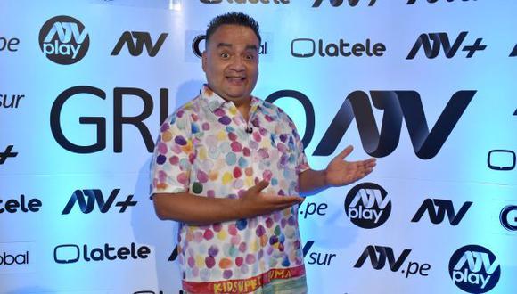 """Jorge Benavides anuncia imitación de 'Sagasti' en ATV: """"Por respeto al público, vamos a hacer el famoso sketch"""". (Foto: ATV)."""