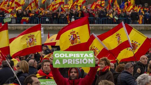 La crisis de Cataluña es una de las claves del auge del partido Vox en España.