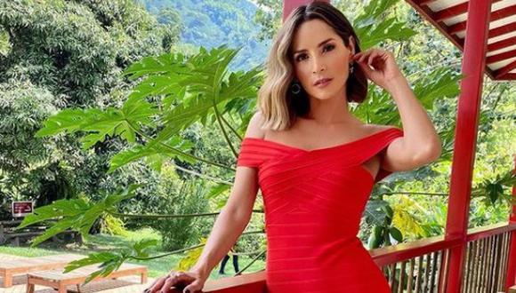 """Carmen Villalobos es una actriz colombiana, conocida por su trabajo en la saga """"Sin senos no hay paraíso"""" y """"El señor de los cielos"""" (Foto: Carmen Villalobos / Instagram)"""