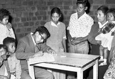 Así vivió Lima el censo nacional en 1961