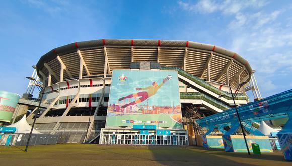 Sigue todas las incidencias de la Eurocopa 2021 en vivo y en directo   Foto: @EURO2020