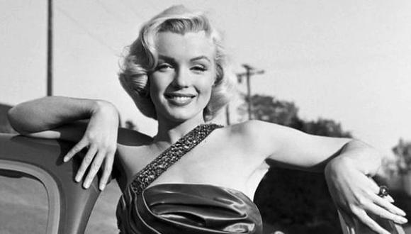 """Subastarán fotos de la mítica sesión que realizó Marilyn Monroe semidesnuda para """"Look Magazine"""". (Foto: EFE)"""