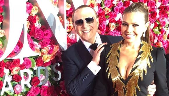 Tommy Mottola cumple 71 años y Thalía lo sorprende con tierno detalle. (Foto: Instagram)